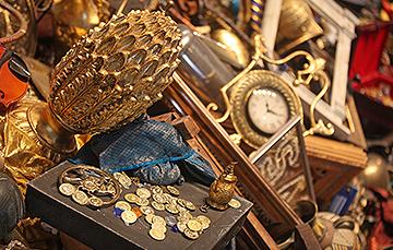 Cash for Antiques